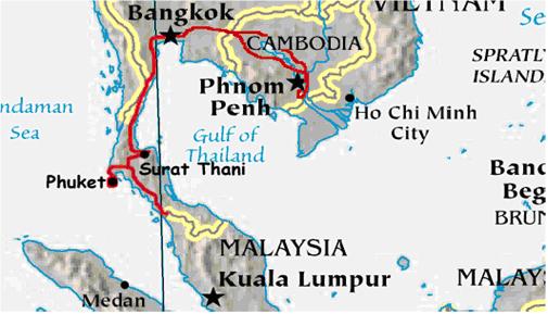 54 Thailand Teil 3 - Reckfilm Rita und Freddy Reck